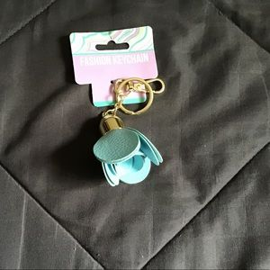 Purse charm/key ring.     NWT